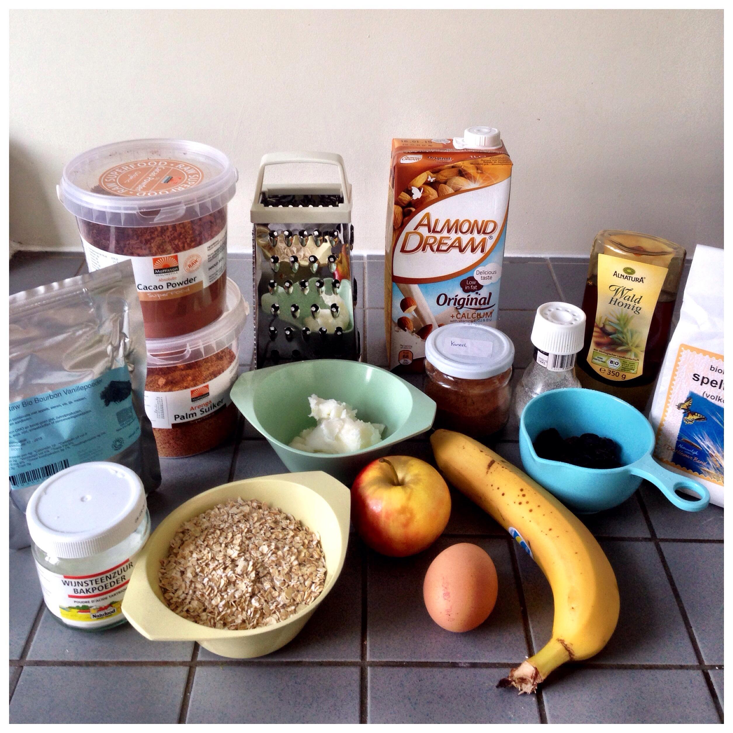 oat meal cookies ingredients