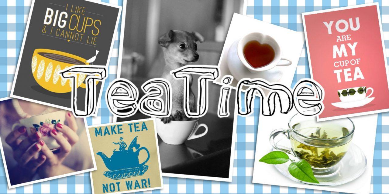Over de super gezonde thee van Thee van Sander