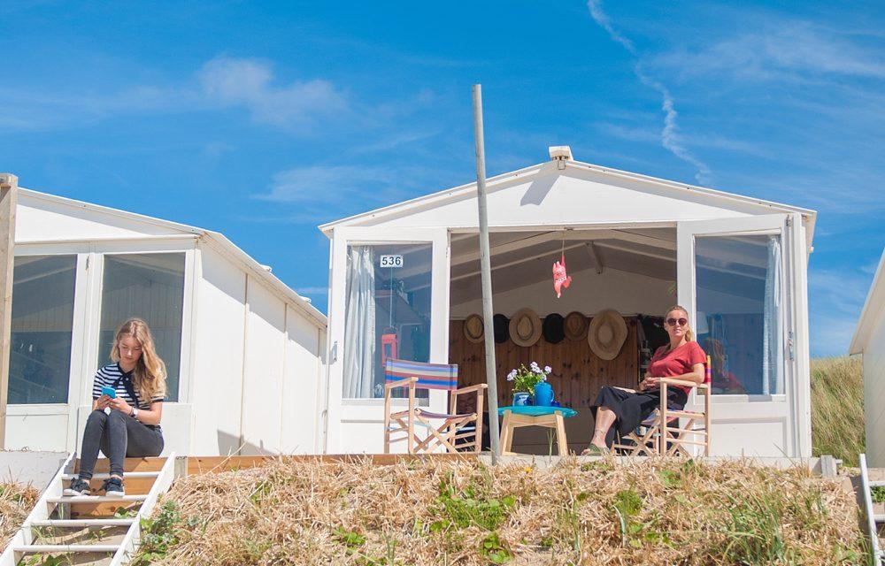 Een strandhuisje in Bloemendaal/Zandvoort, hoe werkt dat eigenlijk?