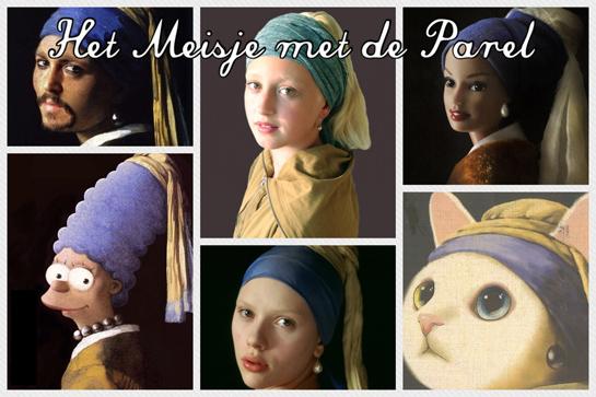look a like vermeer