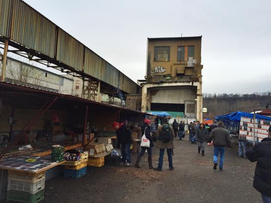 rommelmarkt in praag