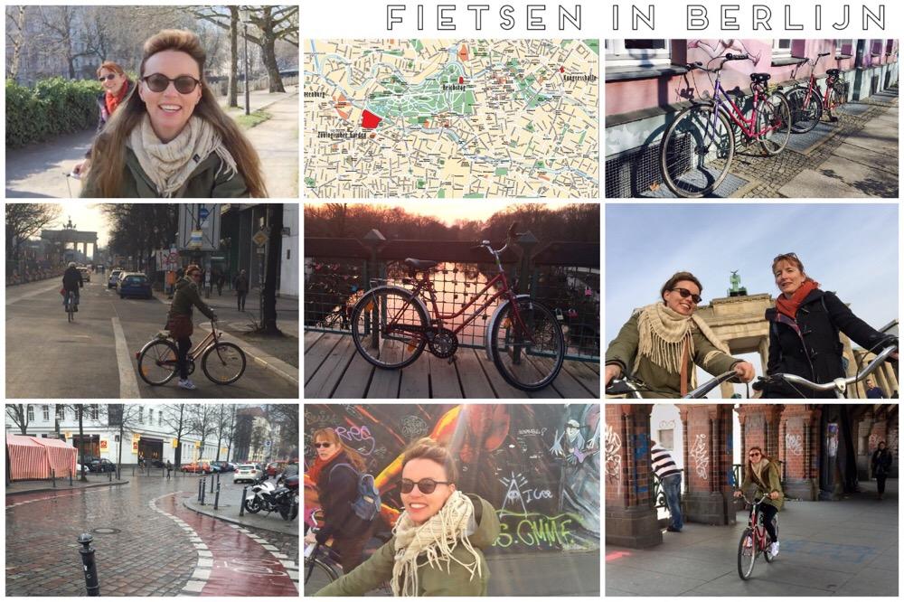 fietsen in Berlijn