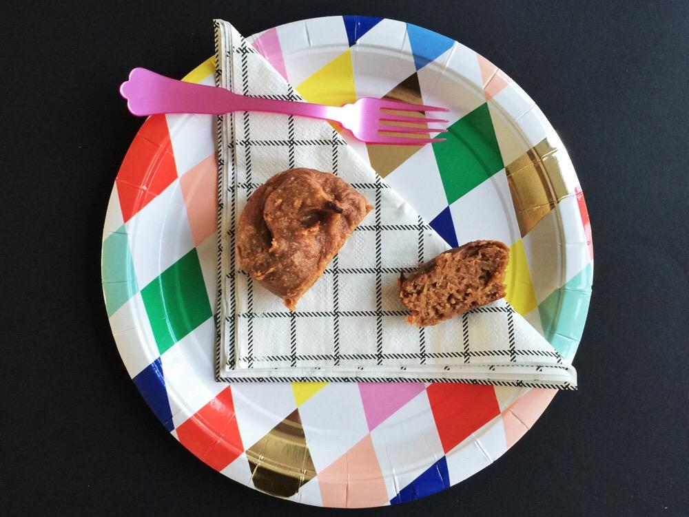muffins met pindakaas