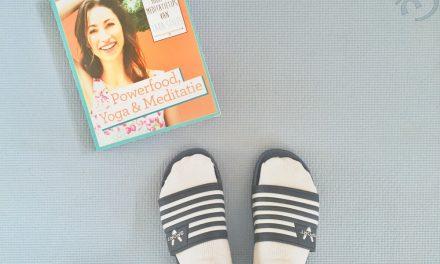 yoga thuis? 5 tips (+ review boek Tara Stiles)