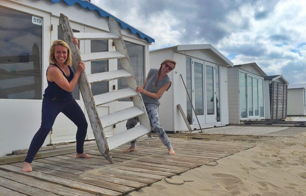 Een strandhuisje opbouwen, is dat gemakkelijk?