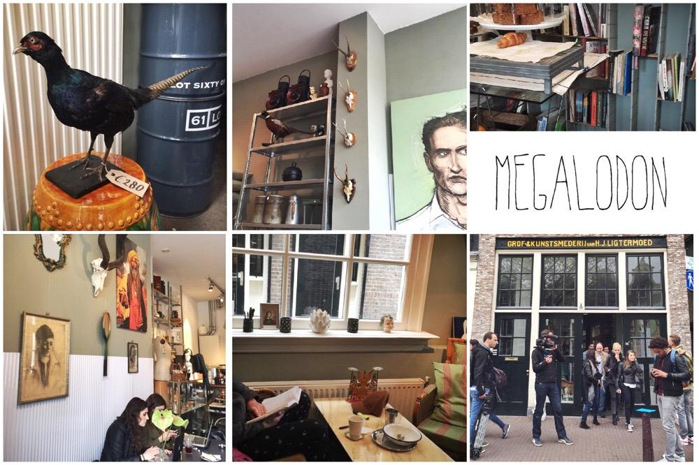 Megalodon - 4 Hotspots op de Wallen in Amsterdam - One Hand in my Pocket