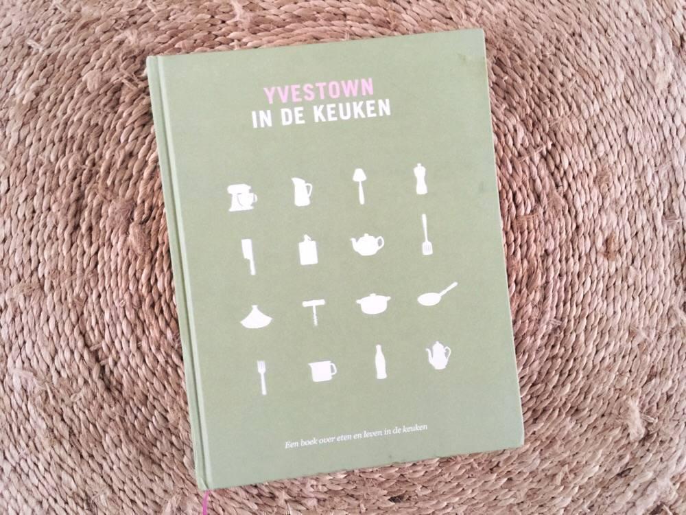 Winactie boek Yvestown