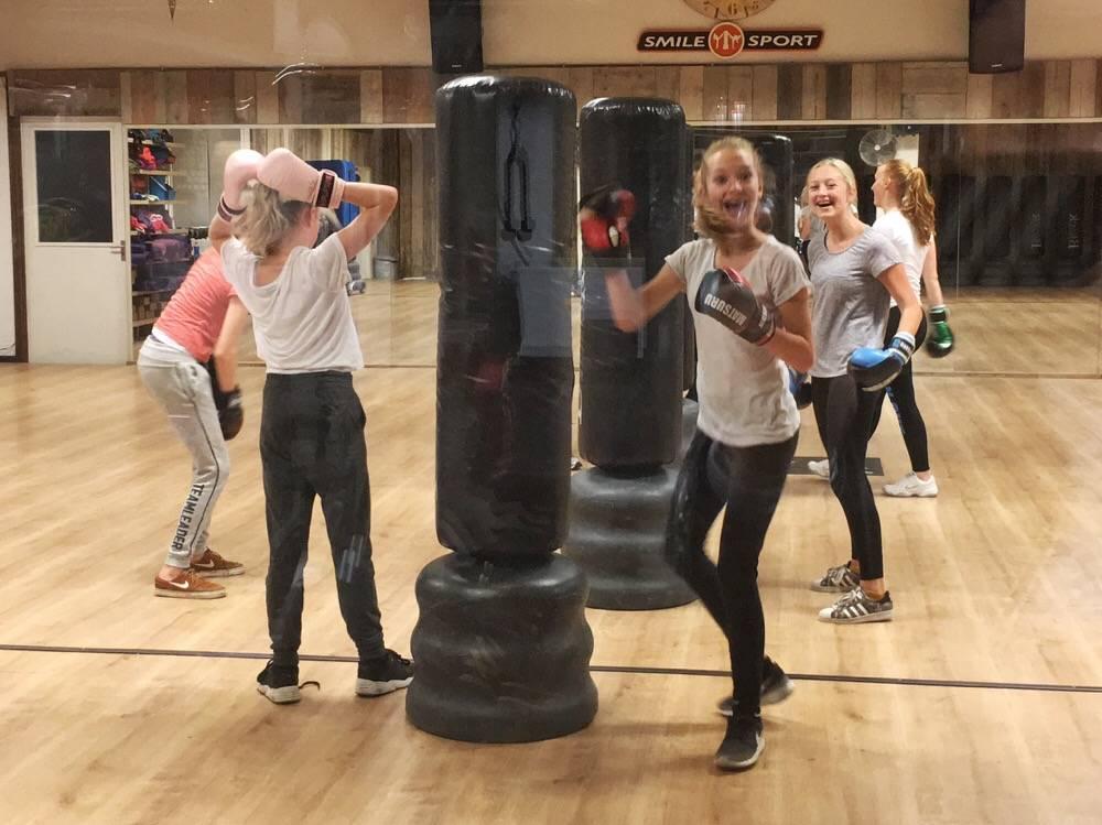 kickfun voor tieners