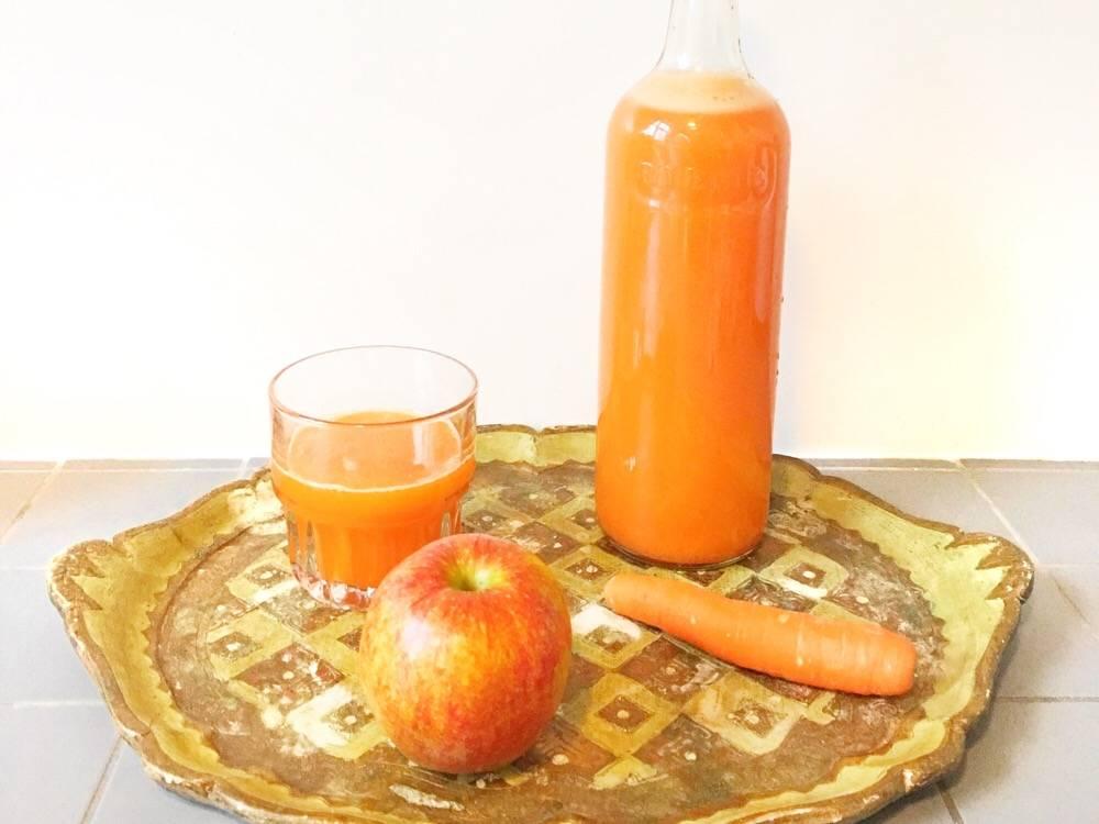 appel wortel juice