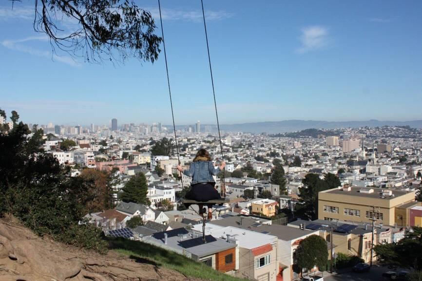 views on san fransisco