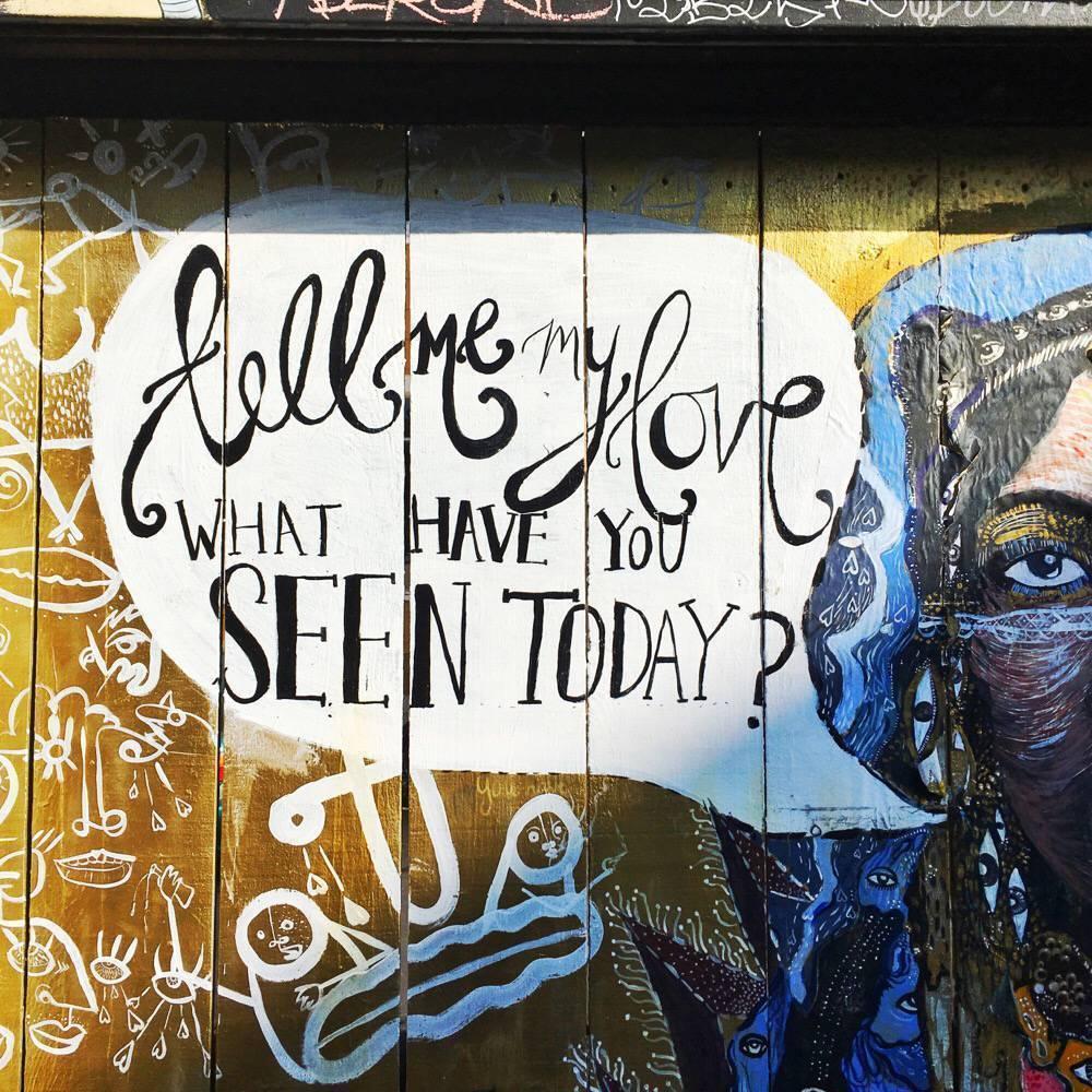 streetart San Francisco