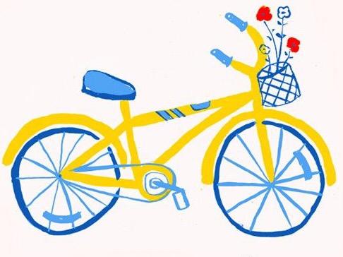 vaker de fiets te pakken