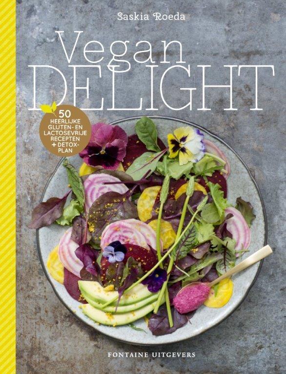 review het boek vegan delight one hand in my pocket