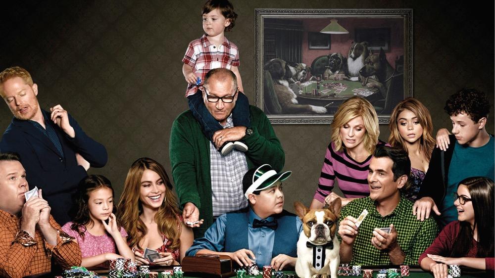 family friendly Netflix series