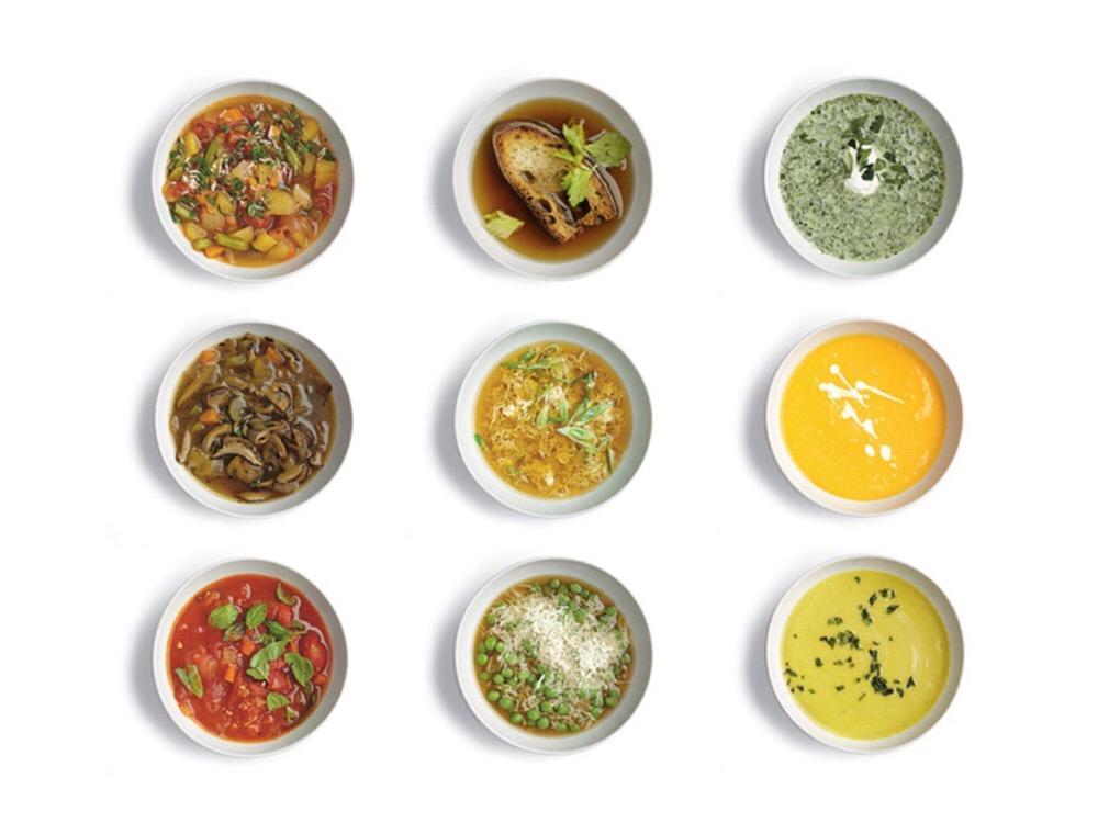 makkelijke soeprecepten