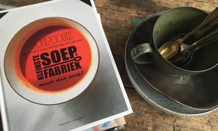 Review: het Soepboek van De Kleinste Soepfabriek