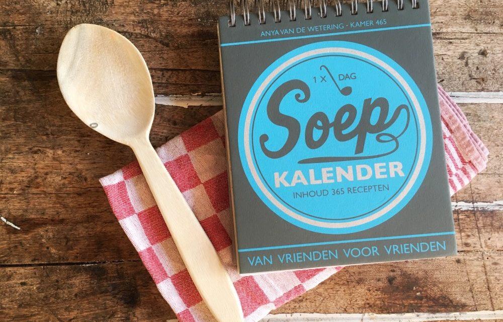 Review: de Soepkalender (elke dag soep)