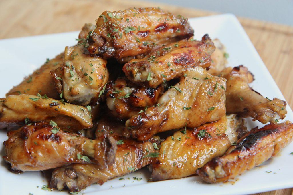 Weber BBQ recept