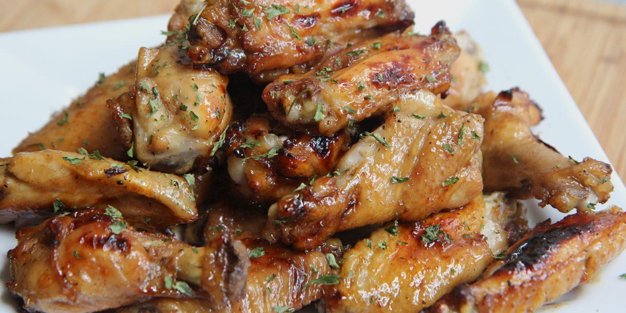 Weber BBQ recept: Turkse kipvleugeltjes