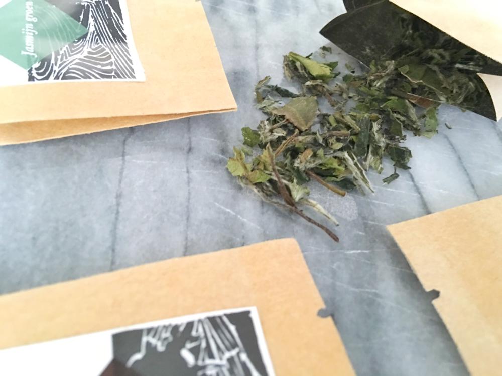 witte thee vs groene thee