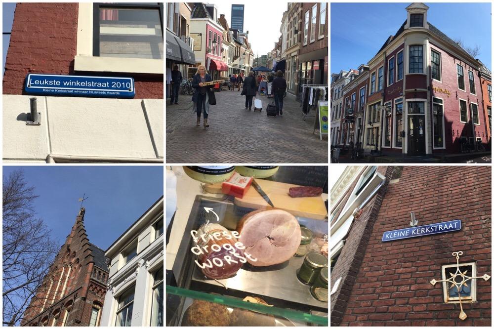 Tips voor een weekendje Leeuwarden - Kleine Kerkstraat
