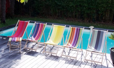 Hip and happening: opvouwbare strandstoelen