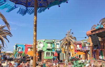 Woodstock in Bloemendaal aan Zee