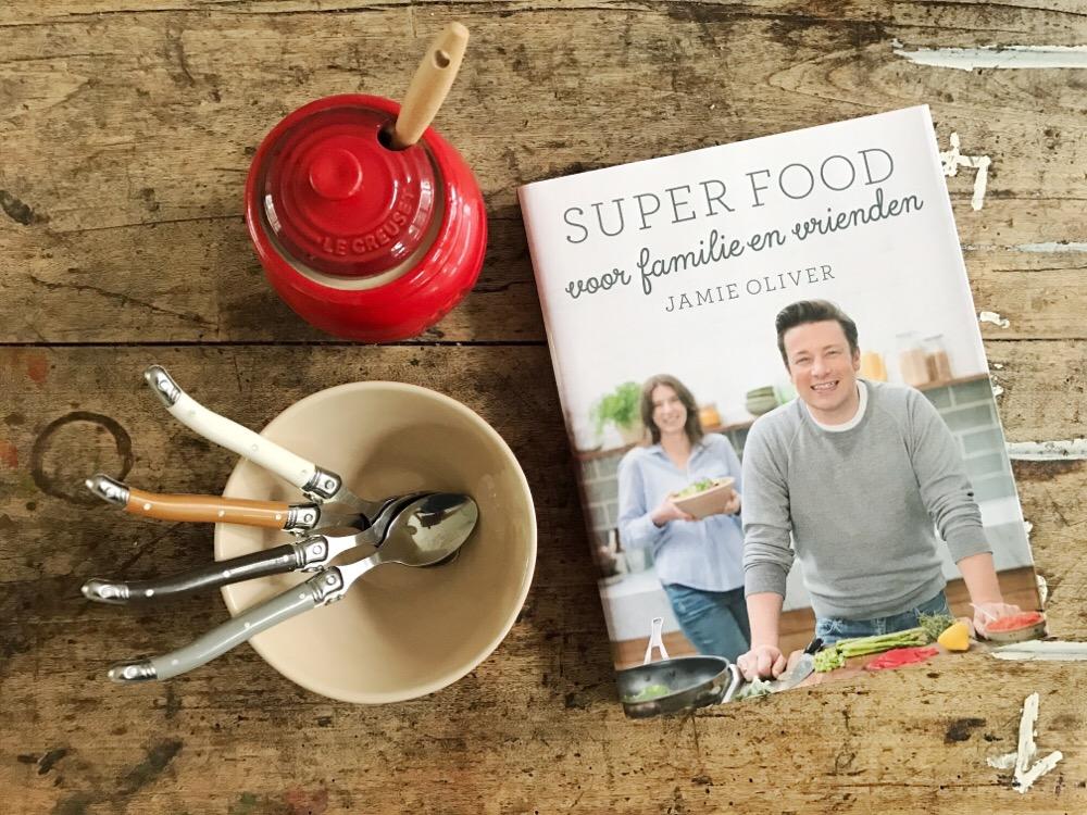 jamie oliver super food