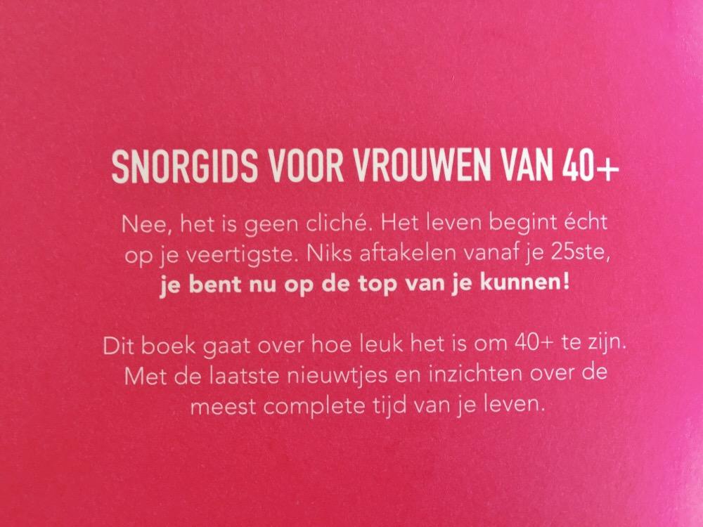 Voorkeur Leuk: Snorgids voor vrouwen 40+ - One Hand in my Pocket OU84