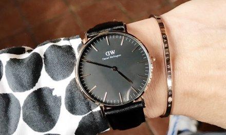 Hebben: dit gloednieuwe Daniel Wellington horloge