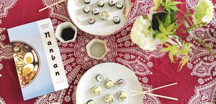 Winnen: 2x Japans kookboek Nanban