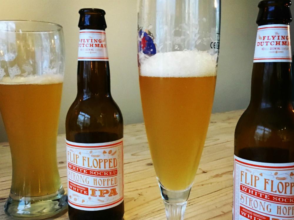 Echt Bier Kookboek biertje proeven