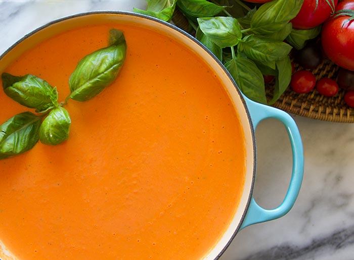detox tomatensoep