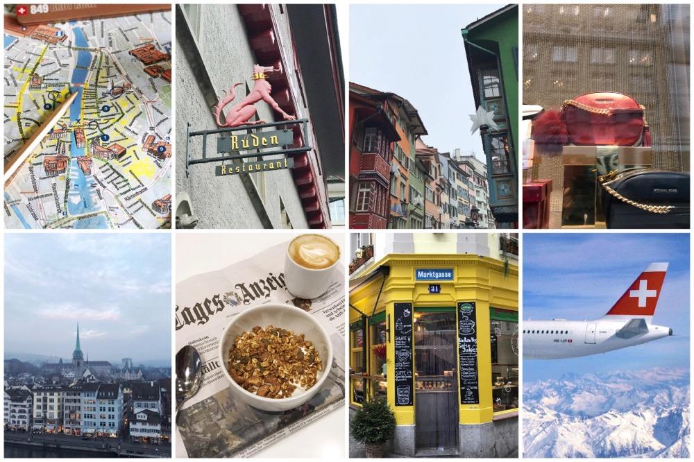 citytrip Zurich hoofdafbeelding