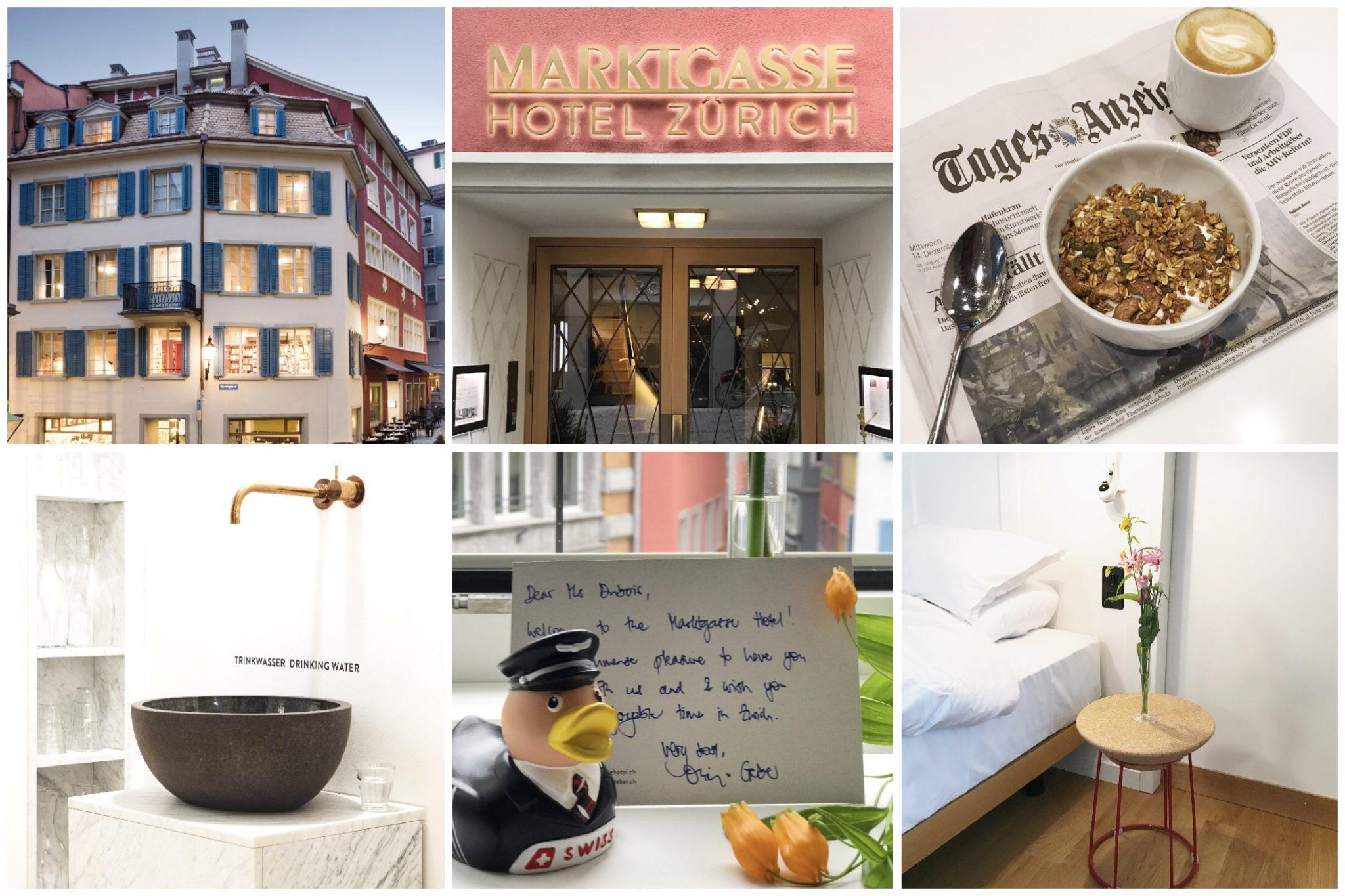 Marktgasse Hotel Zurich