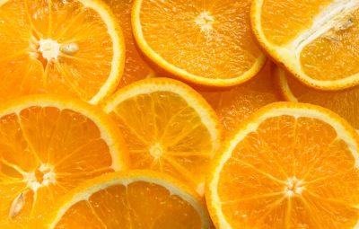 sinaasappel gezond