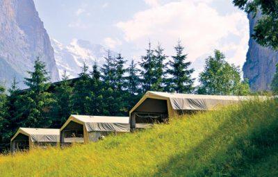 Eurocamp Zwitserland