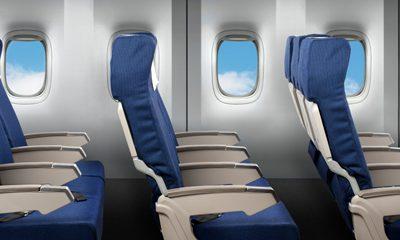 beste plekken in het vliegtuig