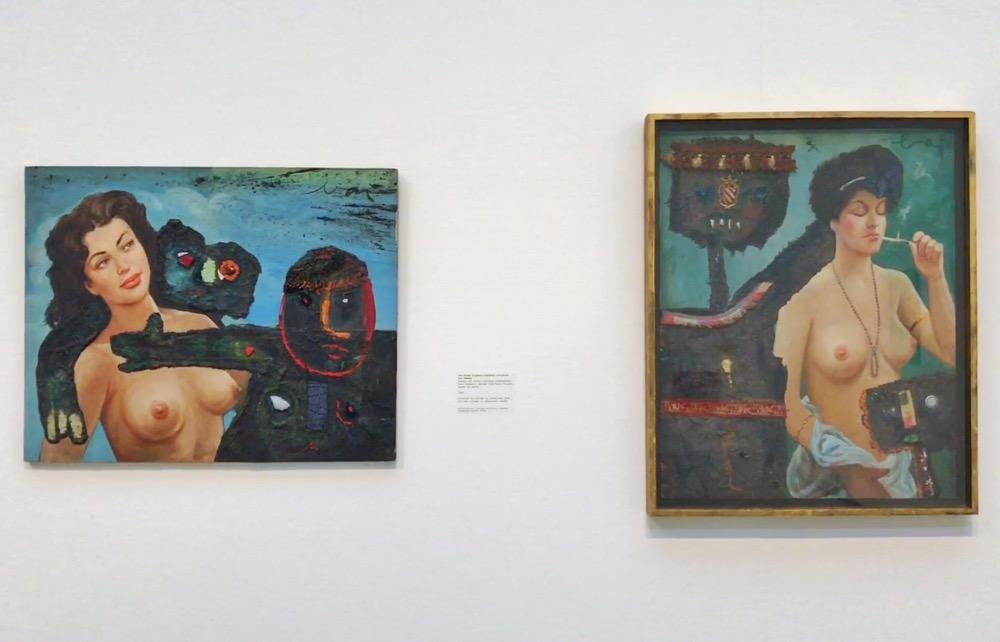 Cobra Museum - Enrico Baj