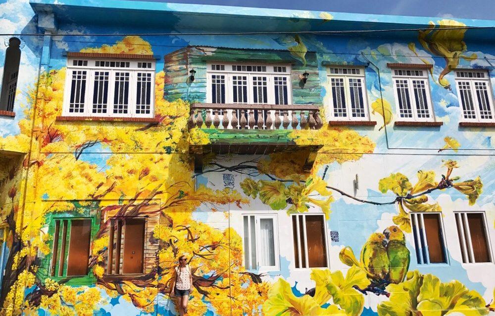 5 tips om de wijk Scharloo in Curacao te verkennen (street art!)