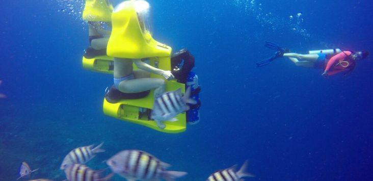 Reistip: Aquafari op Curacao