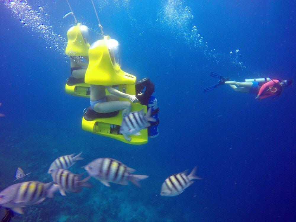 Aquafari op Curacao