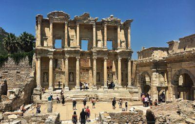 Uitstapjes in Kusadasi: Efeze