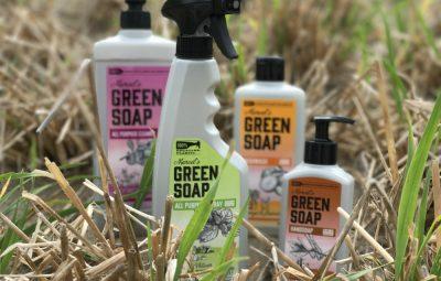 Green Soap schoonmaakmiddel