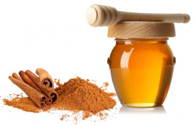 afvallen met honing en kaneel