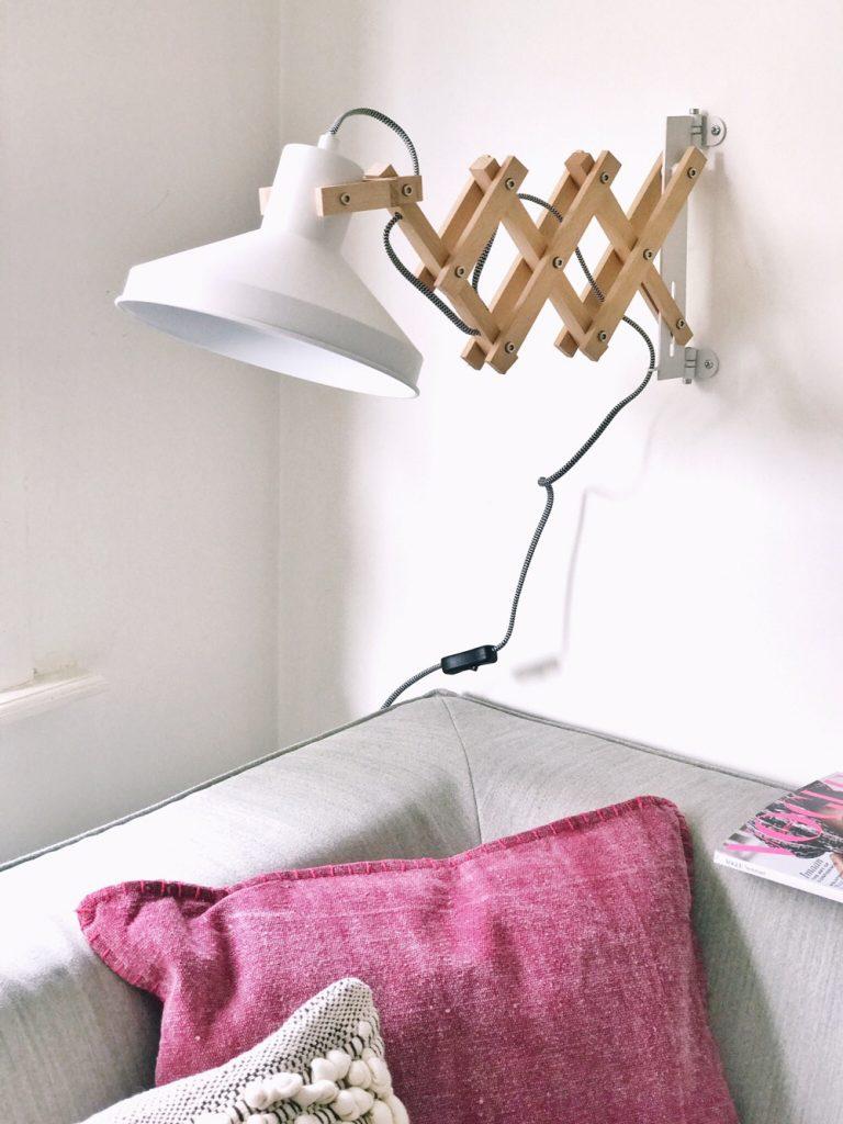 Tips voor verlichting in je woonkamer - One Hand in my Pocket