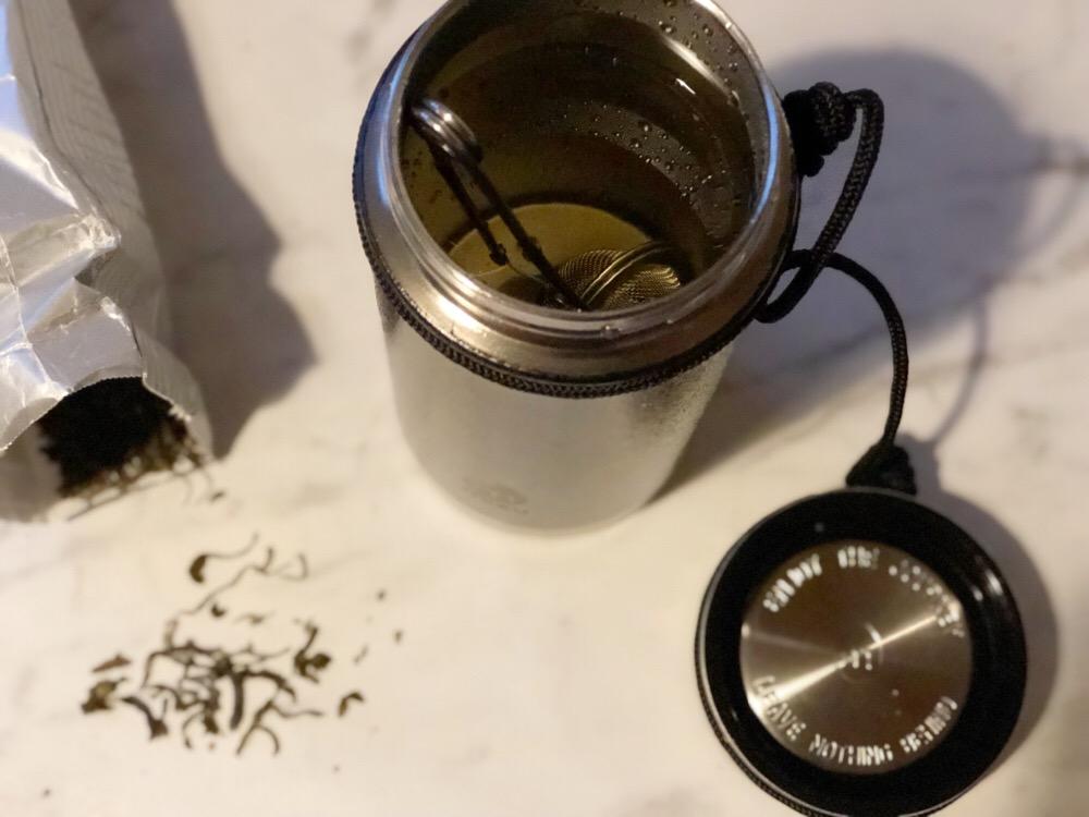 witte thee voor concentratie