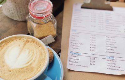 Hotspot Koffieduss in Haarlem