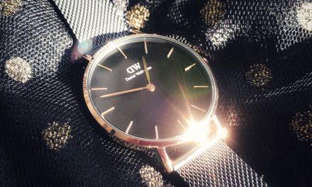 Winnen: het nieuwste model Daniel Wellington horloge
