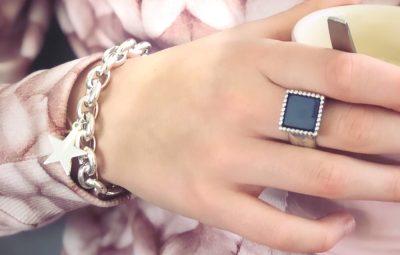Kaschka armband met ster